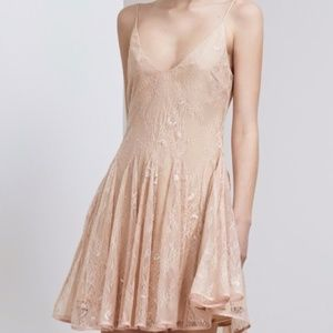 Keepsake the Label Above Water Lace Dress